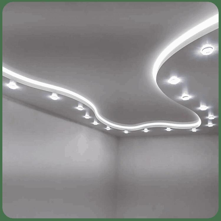 Роскошные потолки